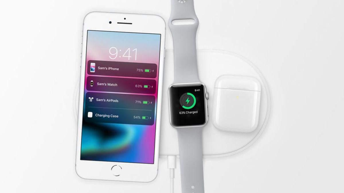 Плохая новость от Apple: беспроводной зарядки AirPower не будет