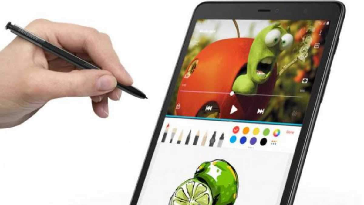 Samsung представила планшет Galaxy Tab A со стилусом и хорошей батареей
