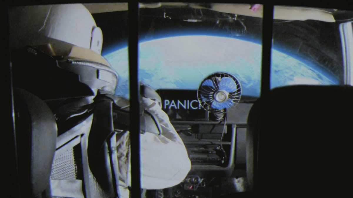 Як тобі таке Ілон Маск: українці запустили у космос Таврію
