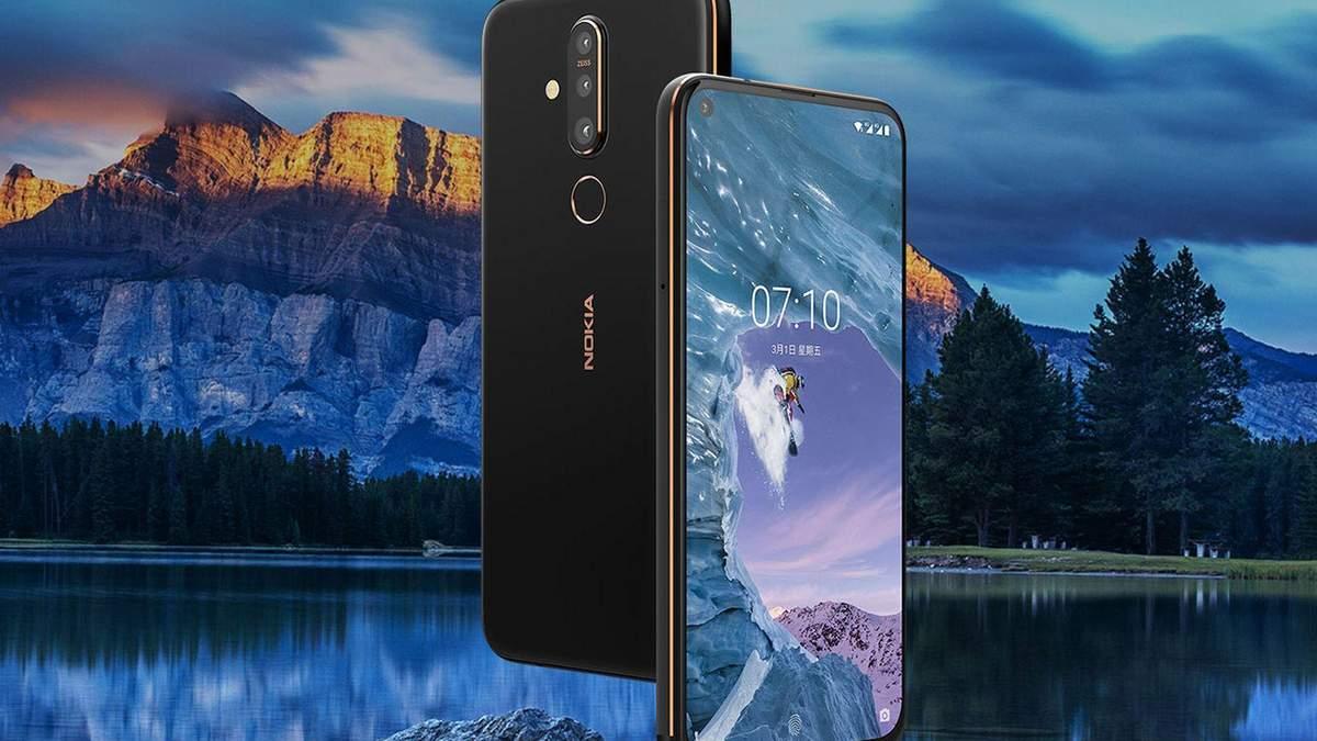 """Бренд Nokia випустив смартфон з """"діркою"""" в екрані: характеристики новинки"""