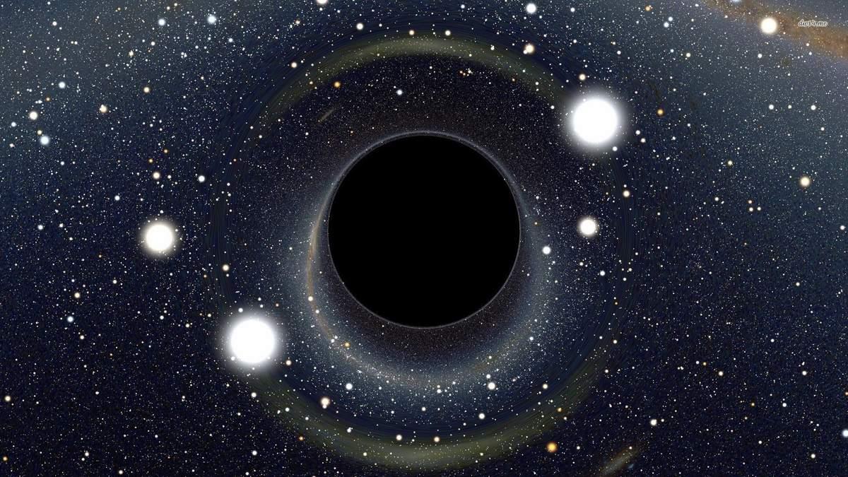 Ученые могут показать первый снимок черной дыры