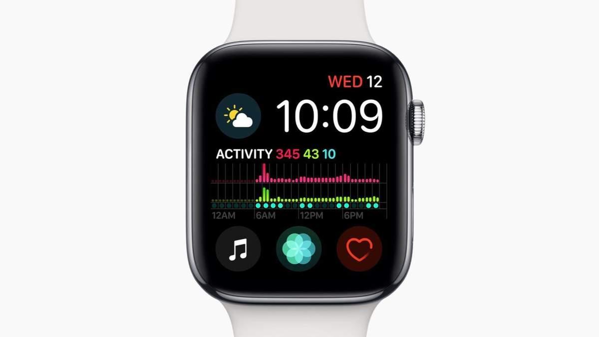 Apple Watch  допоміг виявити у користувача серйозну недугу