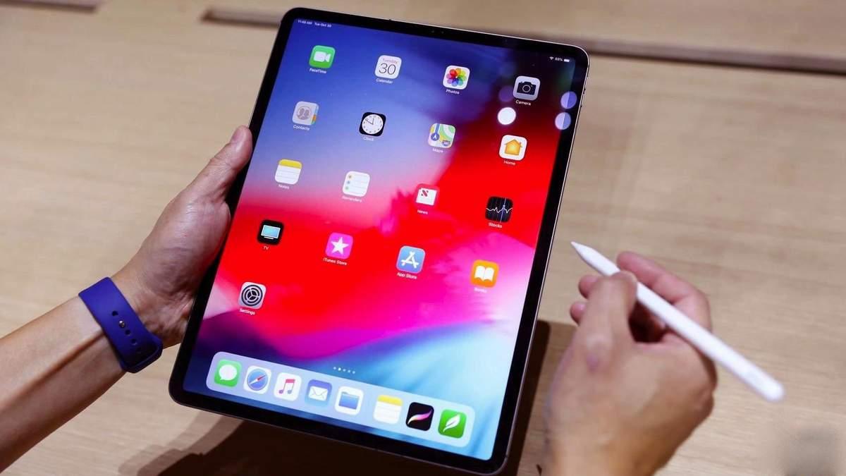 Користувачі Apple iPad Pro  (2018) стикнулися із неочікуваними проблемами