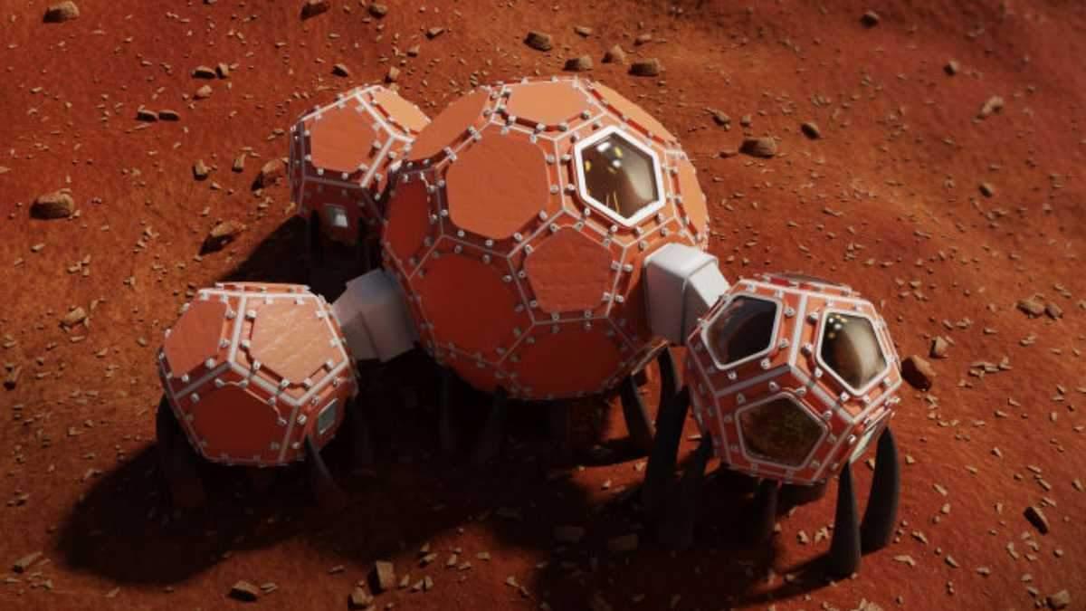 Три проекти житла на Марсі: змагання NASA вийшло на фінальну пряму