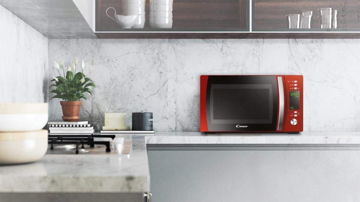 Микроволновая печь, которой руководит смартфон: что известно о новинке