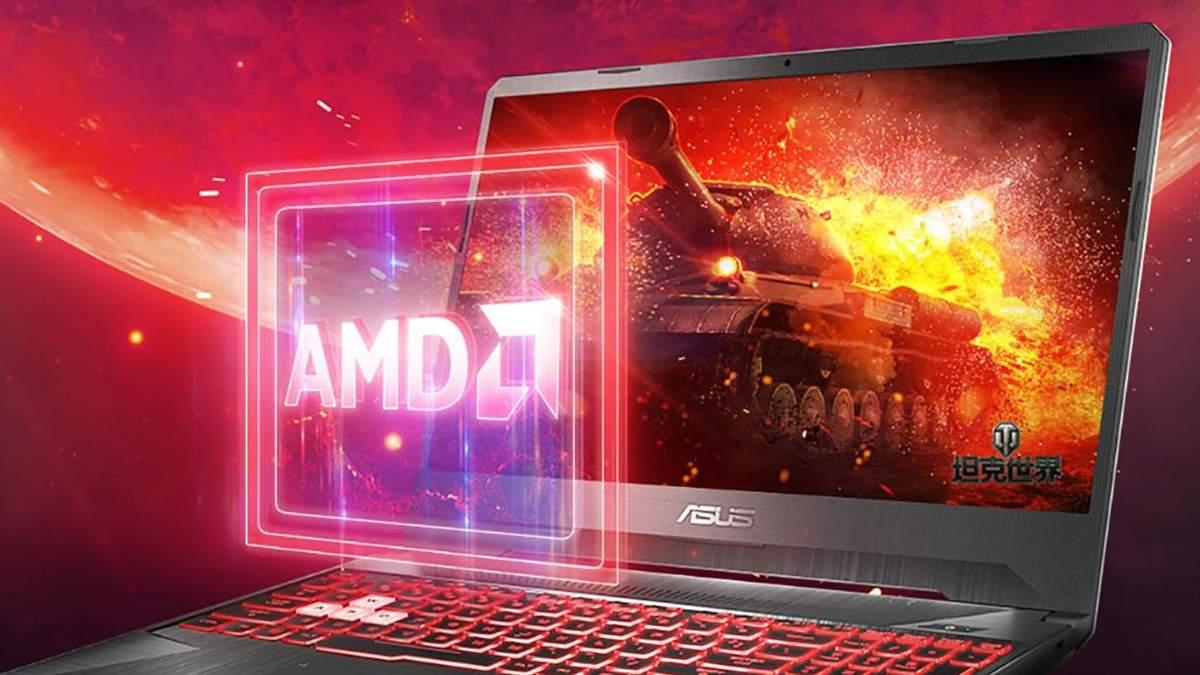 ASUS TUF Gaming FX95DD: характеристики и цена