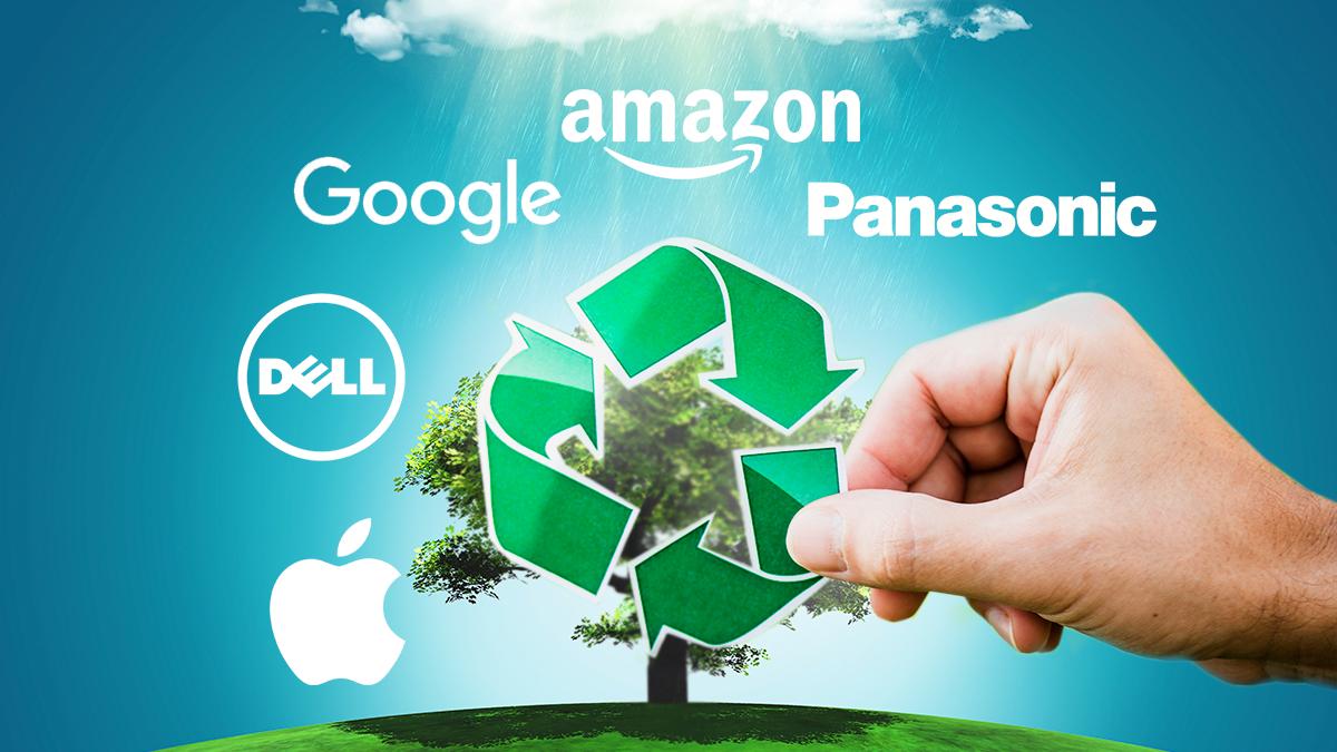 День Землі 2020: 5 найбільш екологічних компаній світу