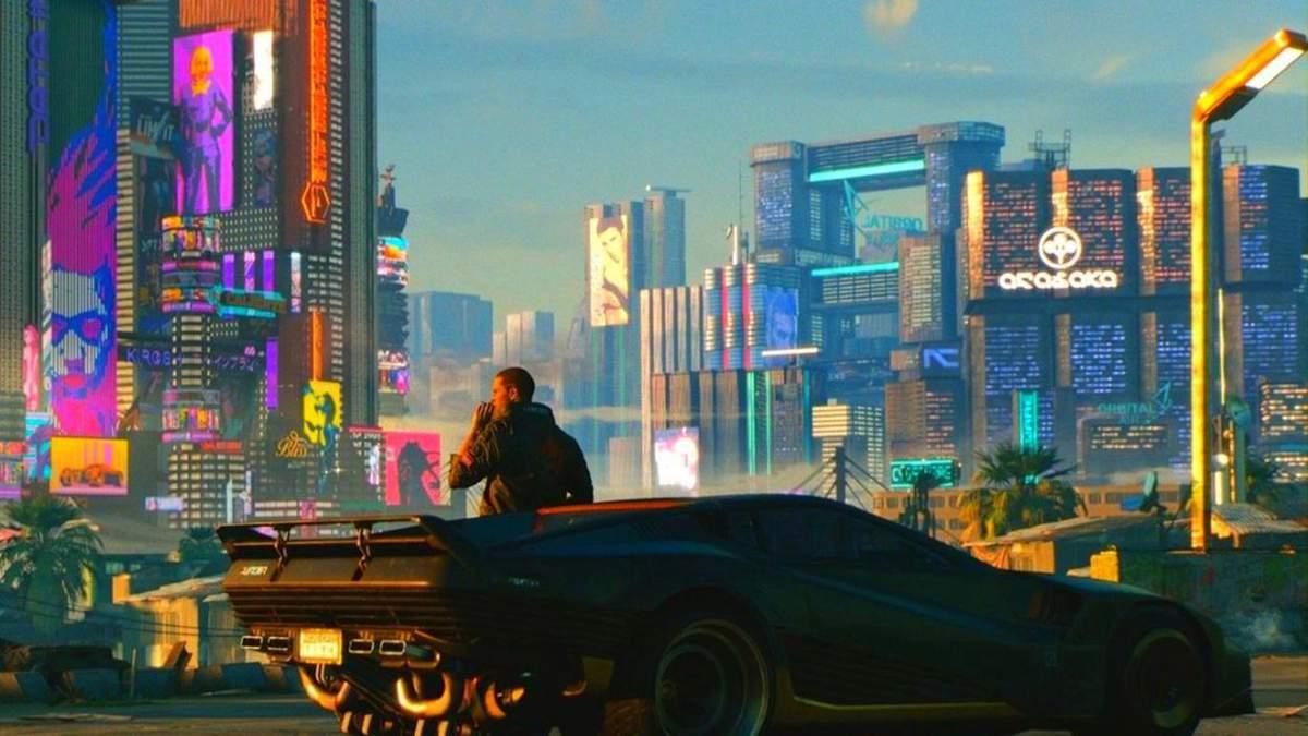 Появилась вероятная дата выхода игры Cyberpunk 2077