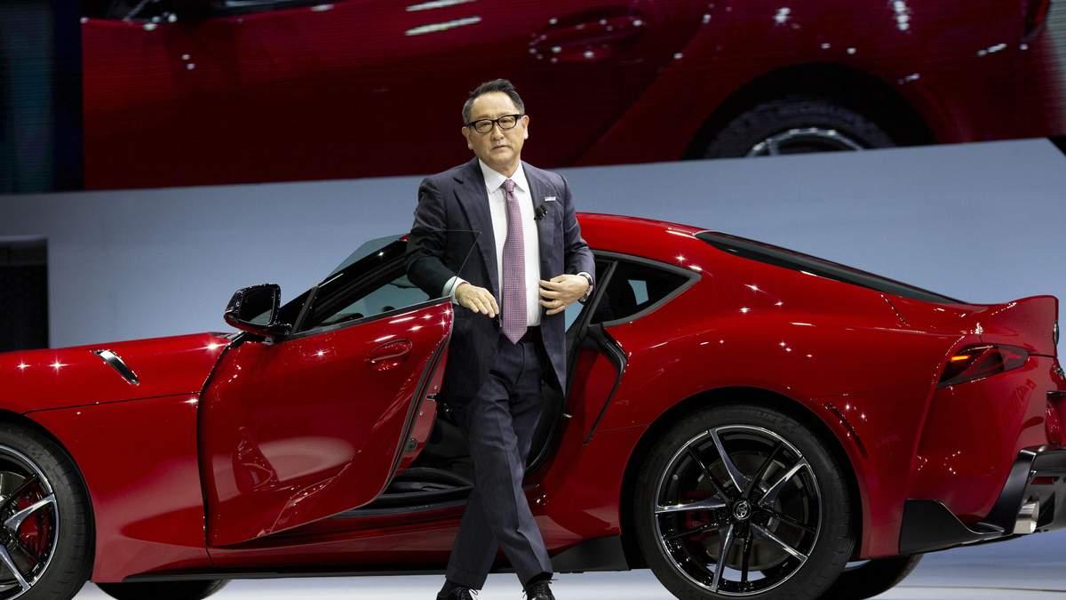 Toyota будет улучшать экологию в Китае