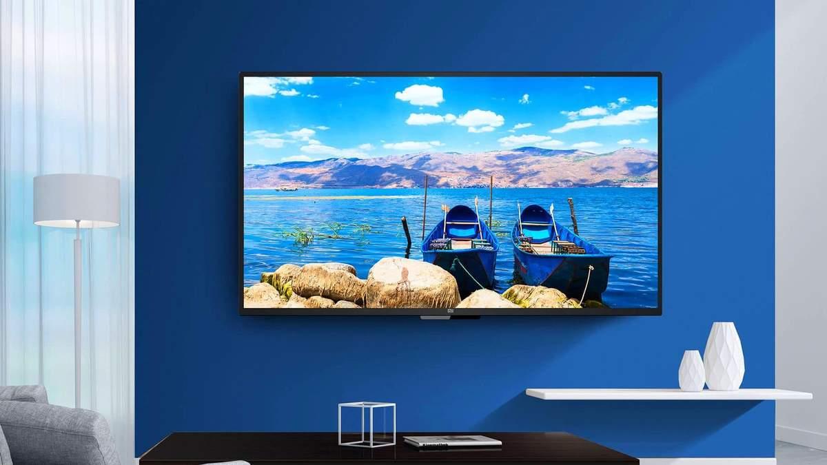 """Xiaomi представила """"розумні"""" телевізори Mi TV: ціна приємно дивує"""