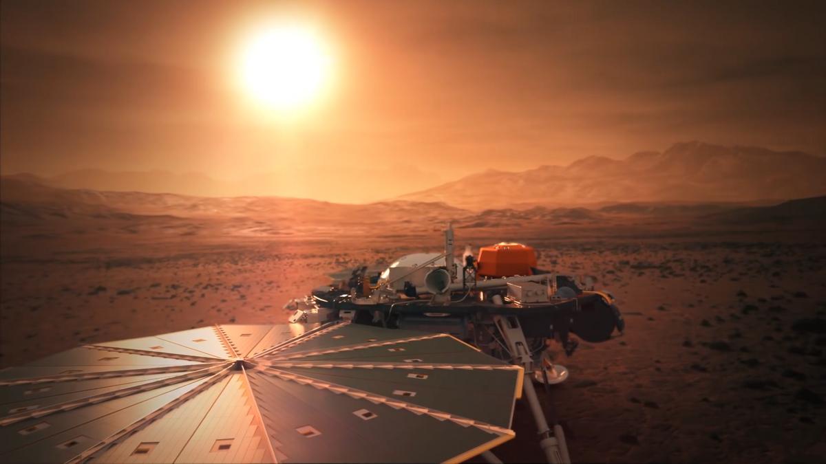 "На Марсі вперше зафіксували ""землетрус"""