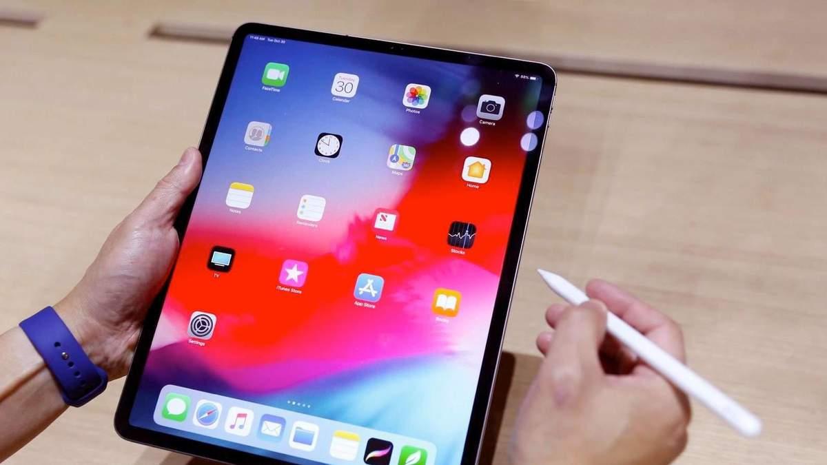 Apple iPad Pro підтримуватиме комп'ютерну мишку