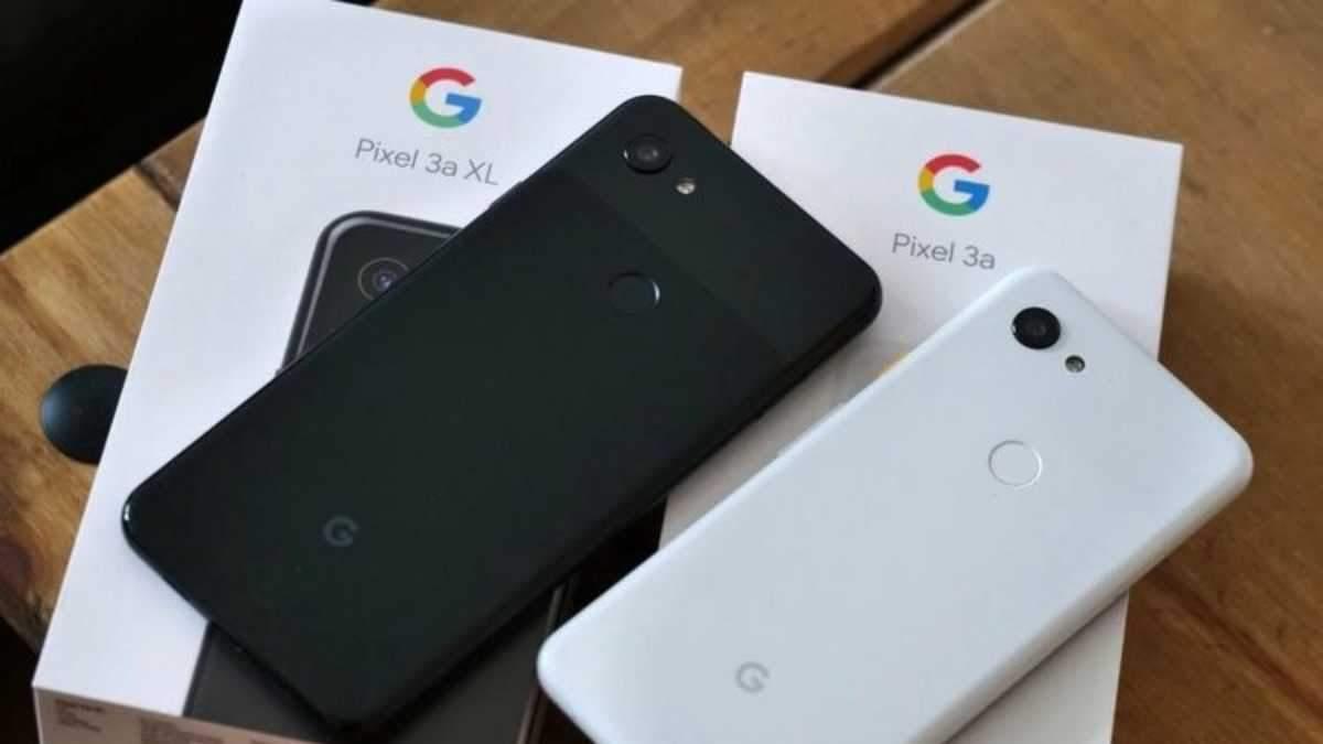 Google представила бюджетні смартфони Pixel 3A та Pixel 3A XL