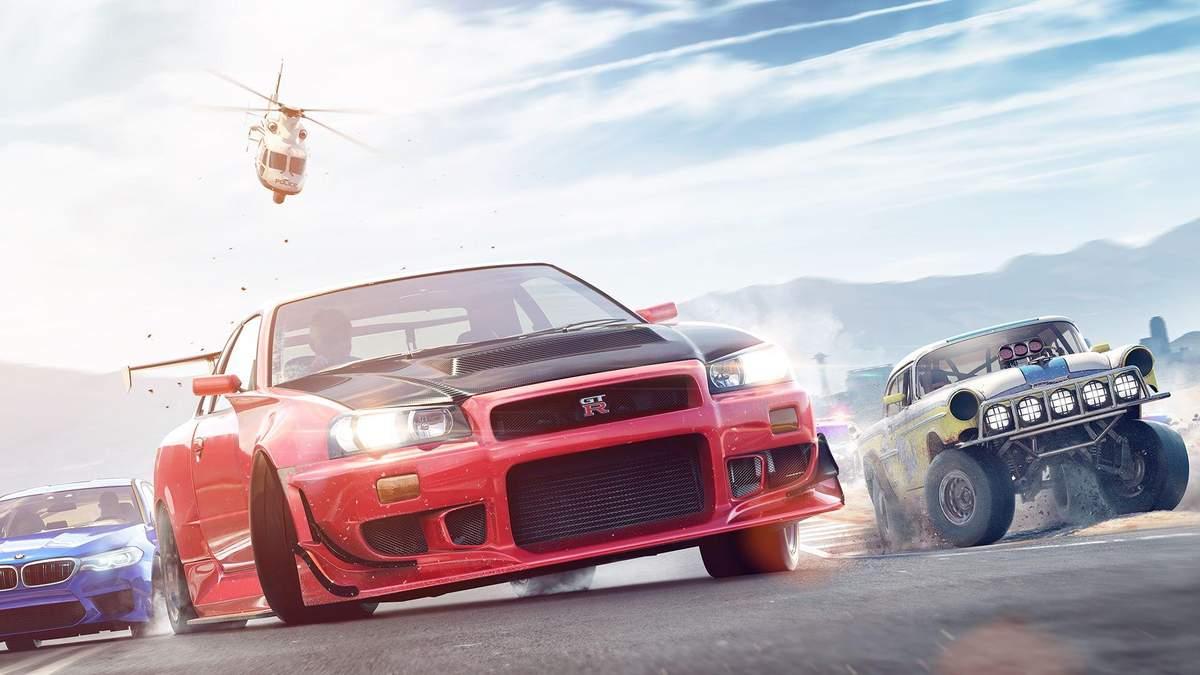 Electronic Arts готує нову частину гри Need for Speed