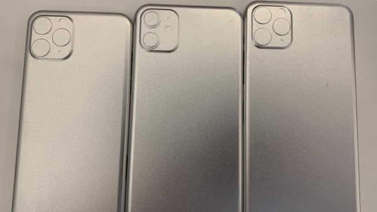 Має цікавий вигляд: у мережі з'явились свіжі фото iPhone 11 та iPhone Xr 2