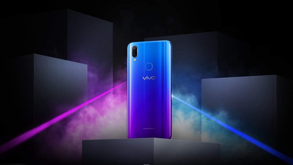 Vivo запропонувала нове рішення для безрамкових дисплеїв