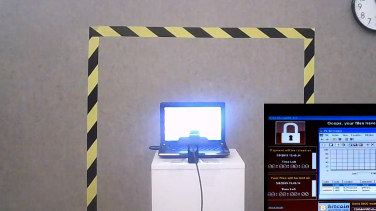 Ноутбук із найнебезпечнішими у світі вірусами продають у мережі