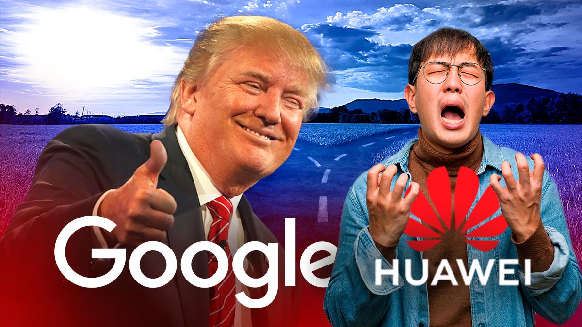 Скандал с Huawei 2019: самое важное, что нужно знать