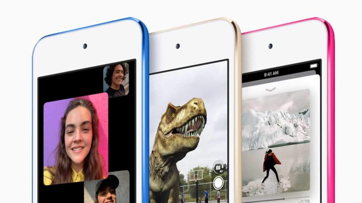Дочекались: Apple нарешті оновила  плеєр iPod Touch