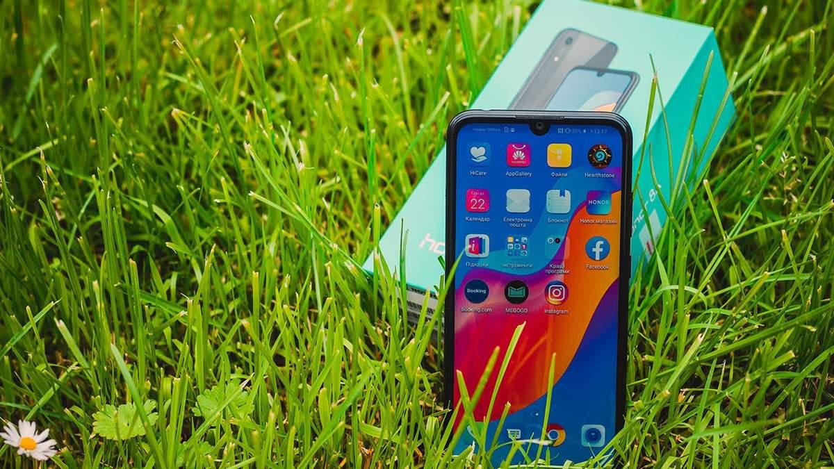 Huawei Honor 8А в Україні - характеристики і ціна