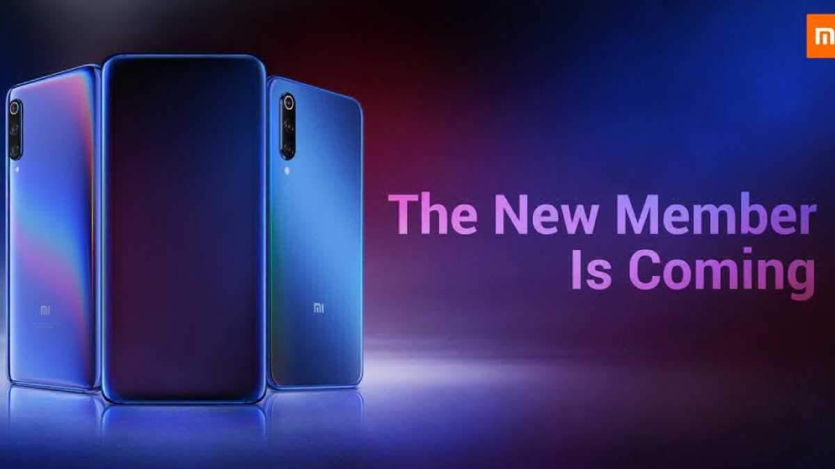 Xiaomi заинтриговала изображением нового смартфона