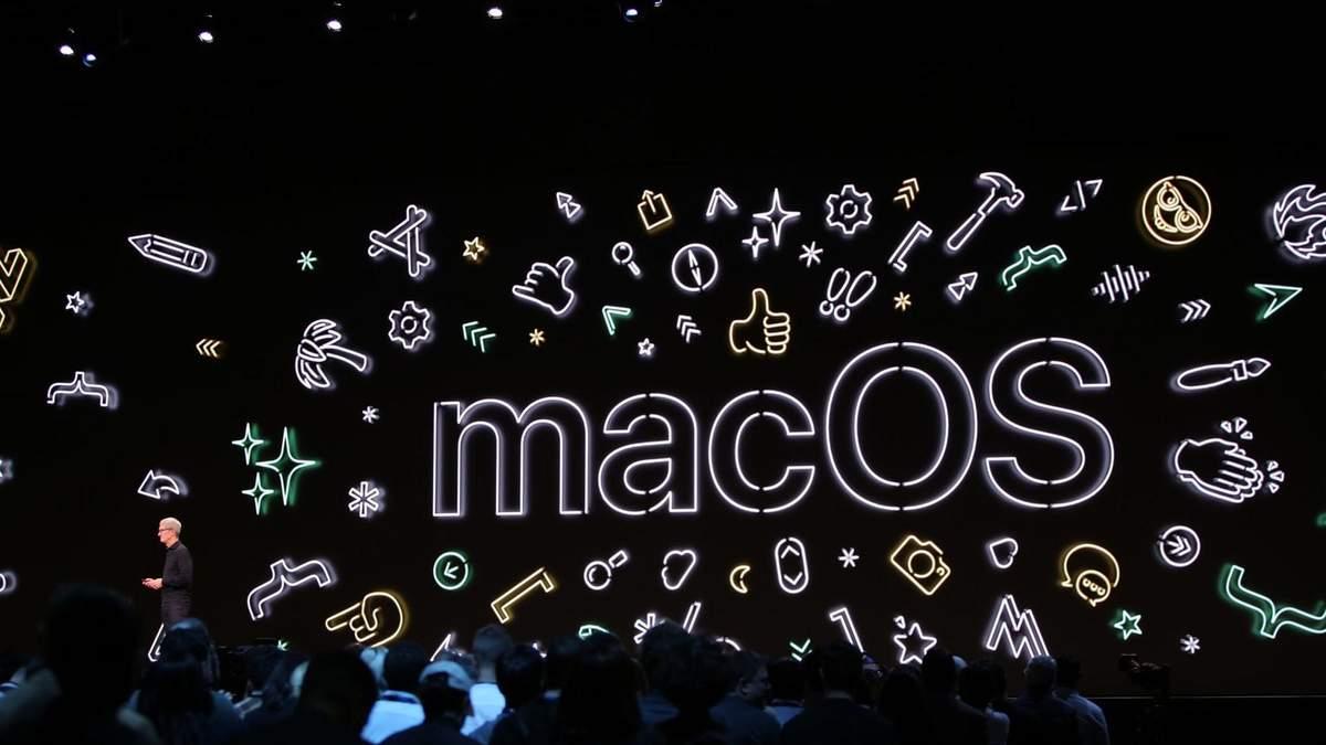 Apple официально представила macOS 10.15 Catalina
