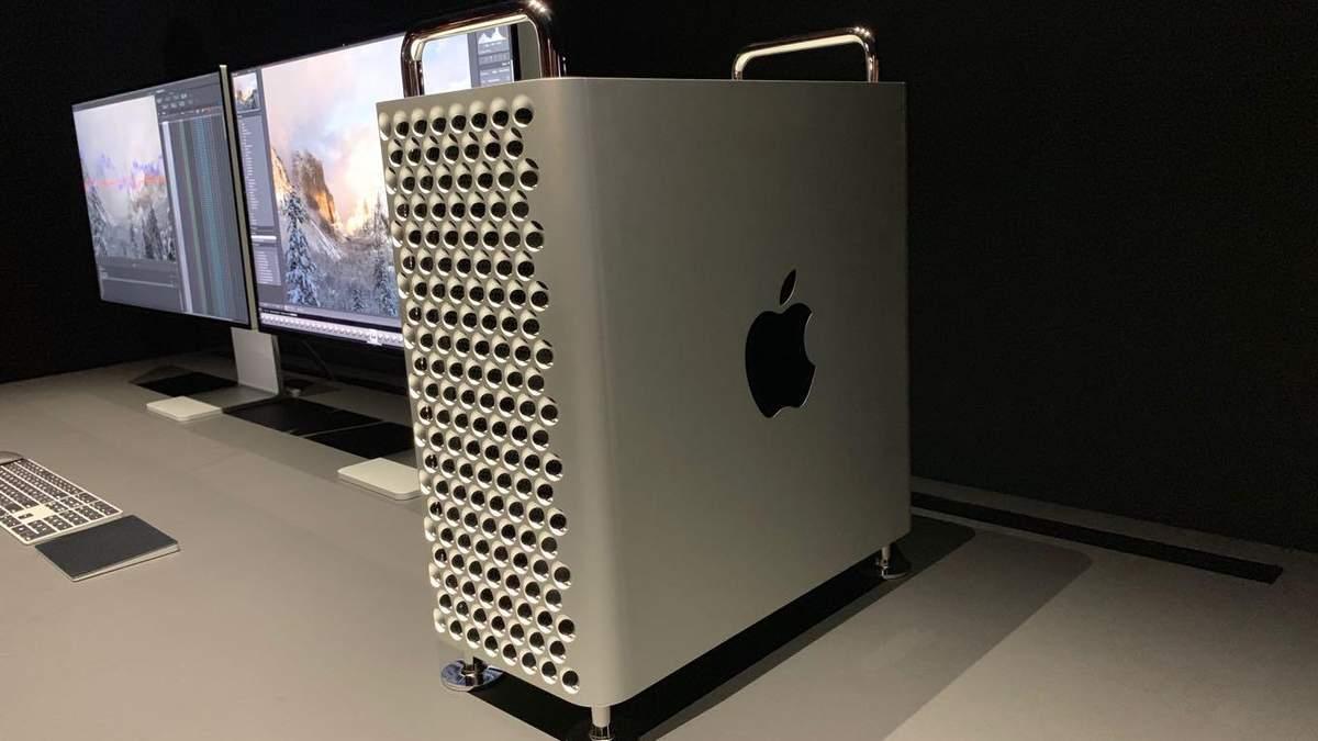 Mac Pro 2019: ціна, характеристики, дизайн нового Apple Mac Pro