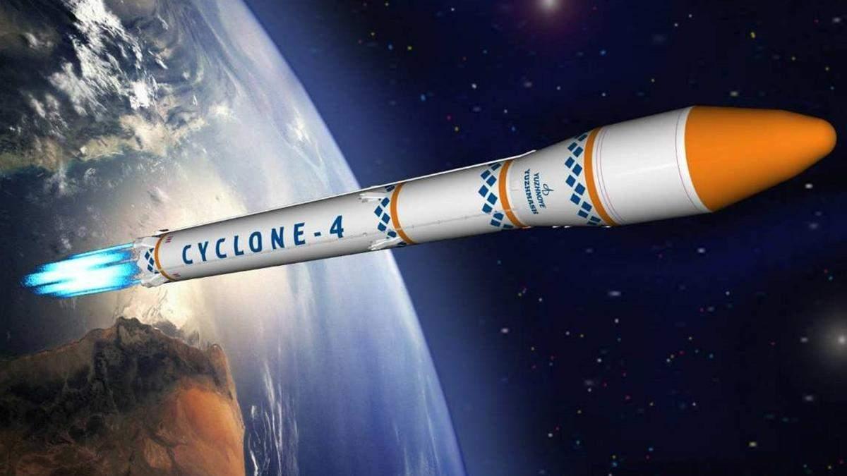 """В Канаде построят космодром для украинских ракет """" Циклон-4М"""