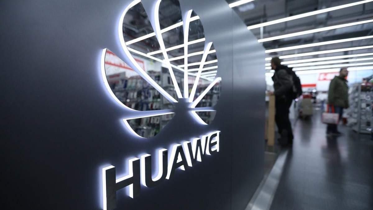 Скандал с Нuawei