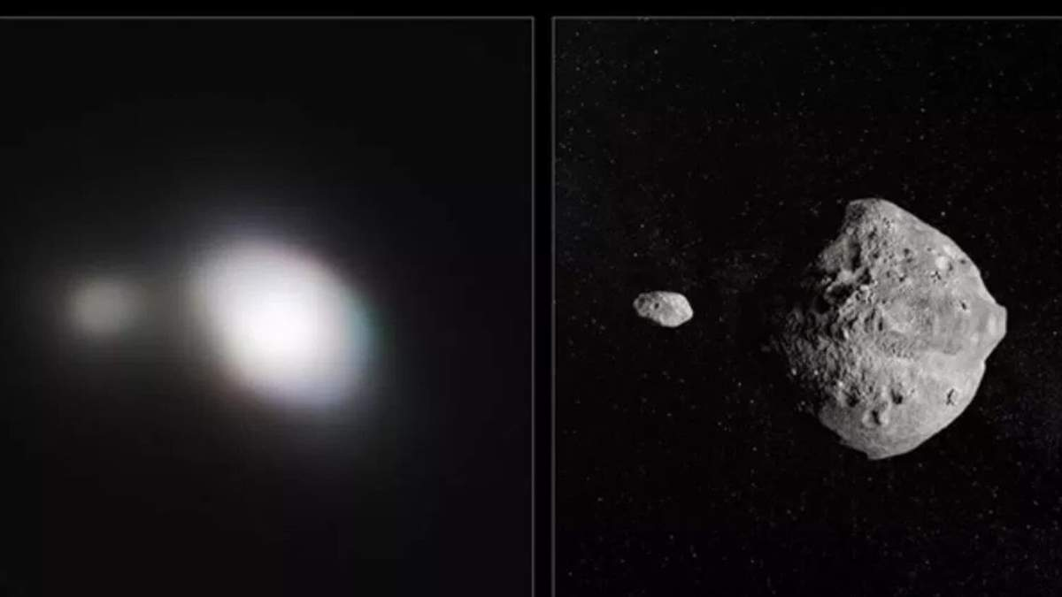 Астероид 2006 QV89 сблизится с Землей в сентябре