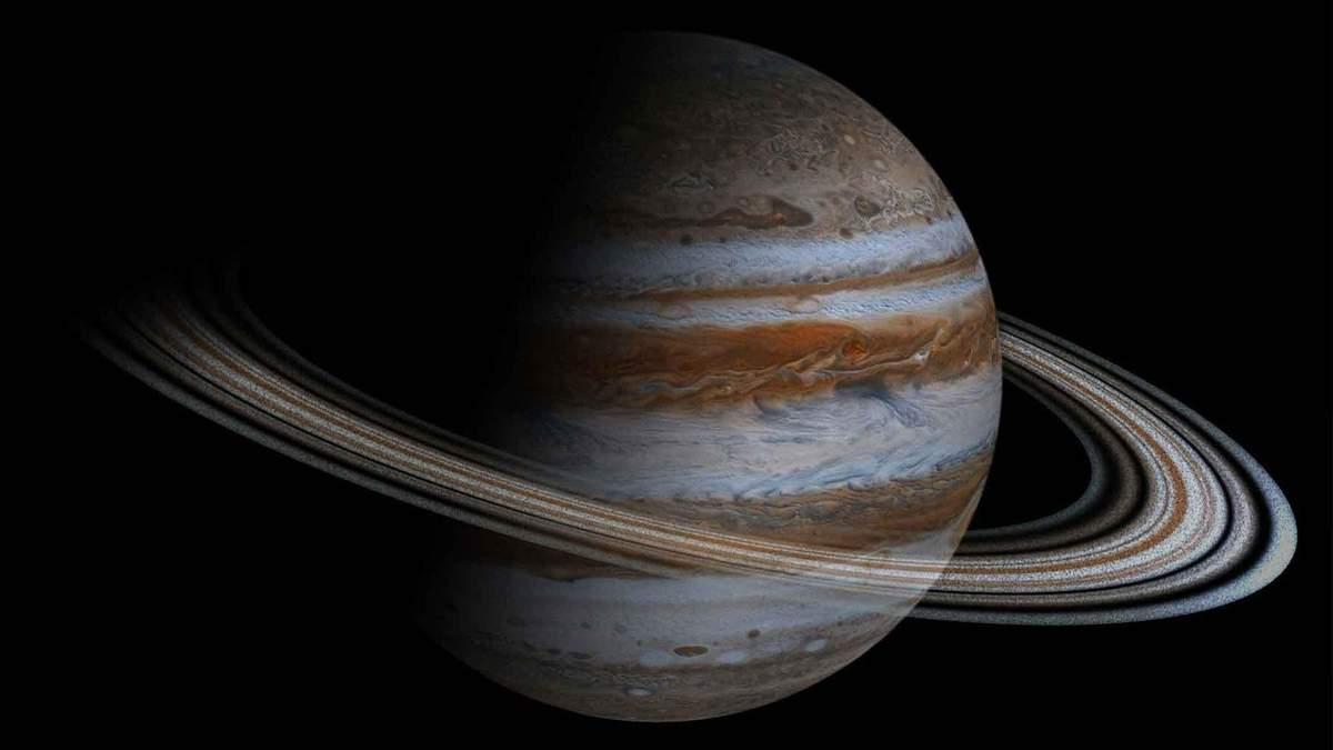 """""""Безодня Юпітера"""": космічний корабель зробив неймовірний знімок вихору на поверхні планети"""