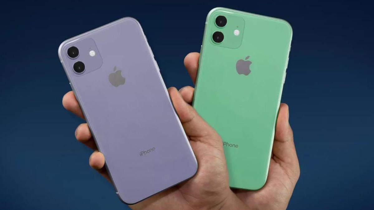 Нові  iPhone Xr (2019) отримають збільшену ємність батареї
