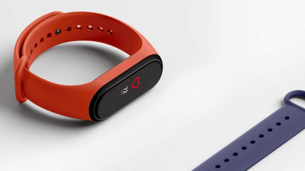 Xiaomi Mi Band 4 купить в Украине - заказать фитнес браслет: цена
