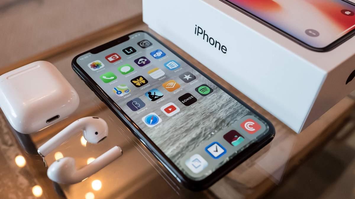 Виробництво iPhone перенесуть в іншу країну