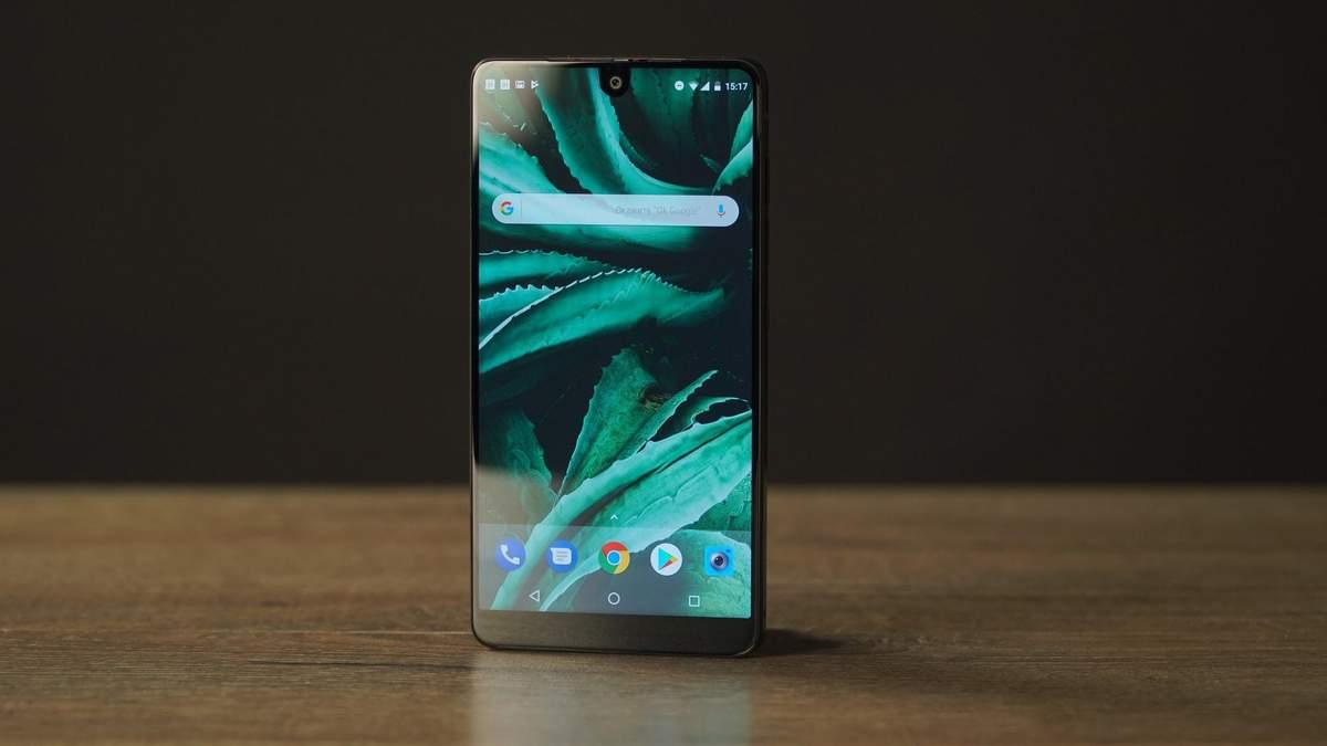Творець Android натякнув на анонс смартфона Essential Phone 2