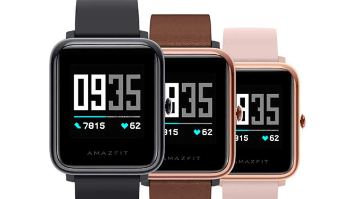Смарт-часы Amazfit Health Watch