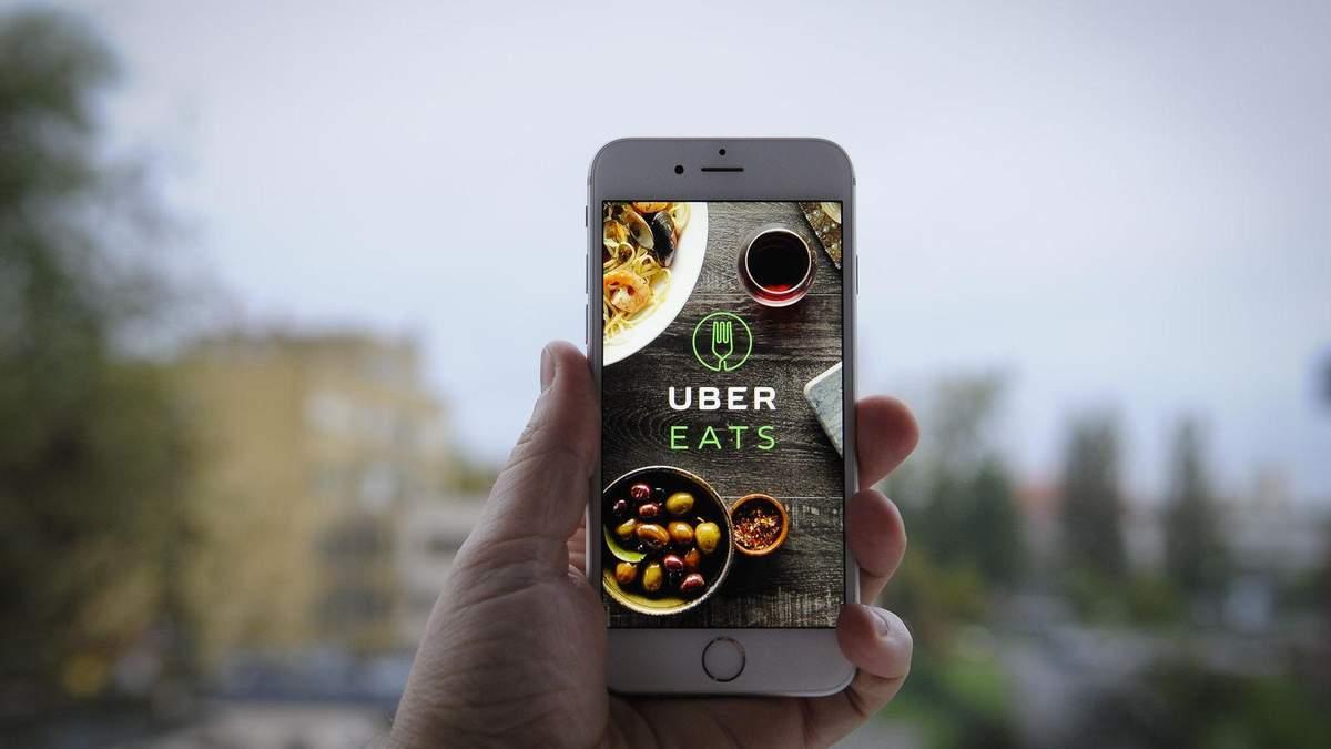 Видео дня: как Uber будет доставлять еду на дронах