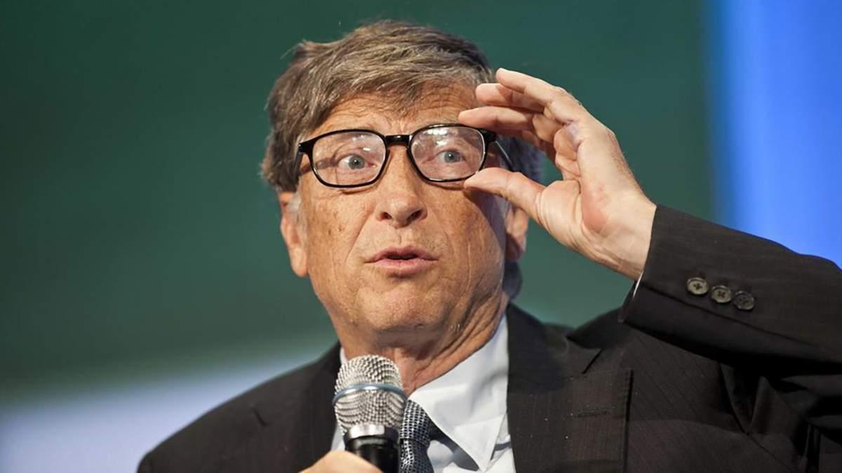 Штучний інтелект навчили говорити голосом Білла Гейтса