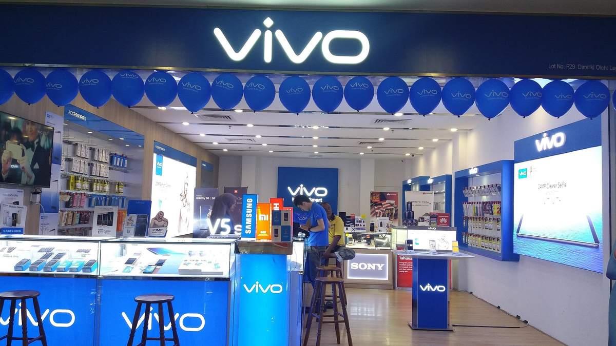 Vivo открывает офис в Украине
