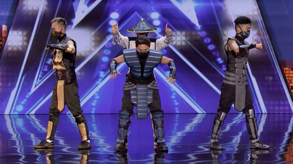 Mortal Kombat покорила сцену America's Got Talent: невероятное выступление танцоров