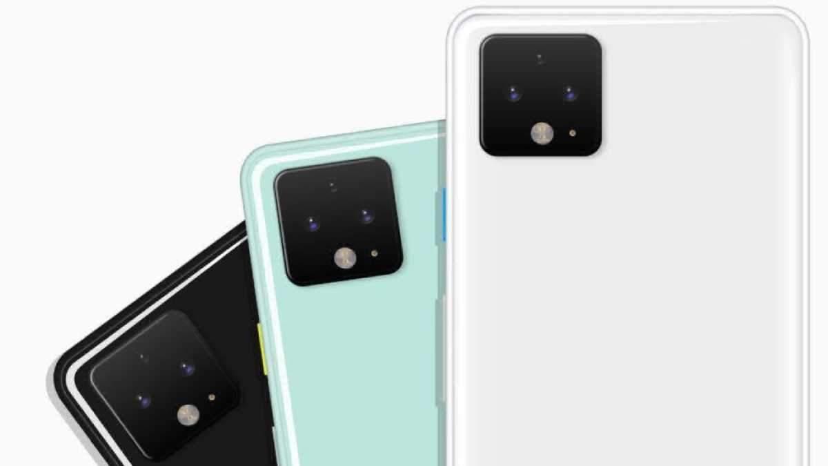 Новые фото Google Pixel 4