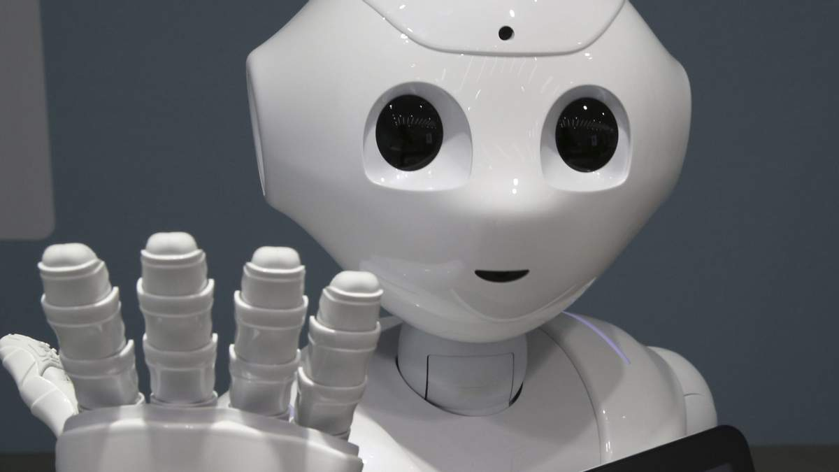 """Роботов научили """"чувствовать"""" предметы"""