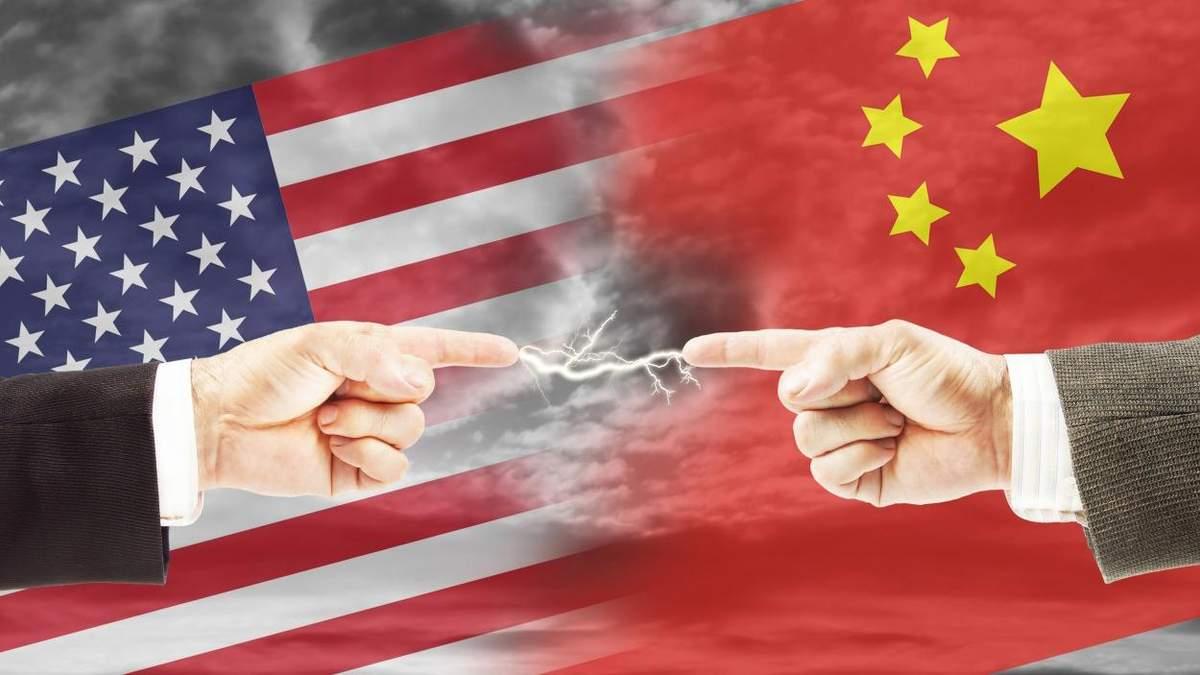 Пристрасті загострюються: у США планують заборонити 3G- та 4G-обладнання Huawei