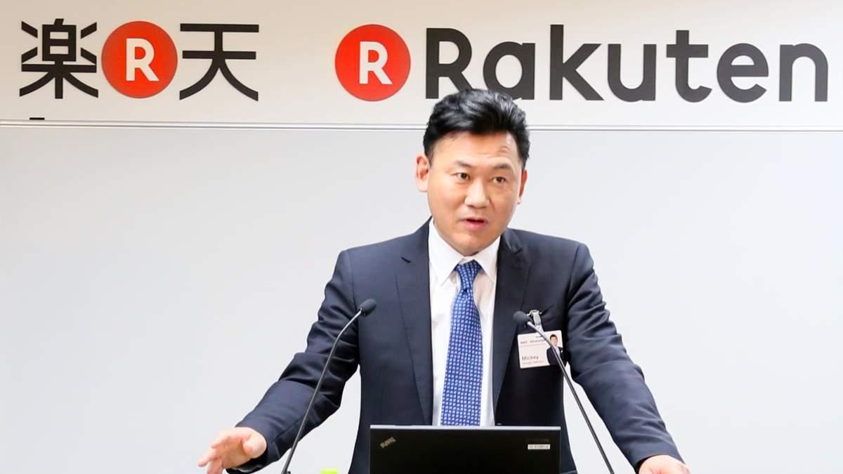 Власник Rakuten  Viber допоможе Зеленському із проектом  Держава в смартфоні