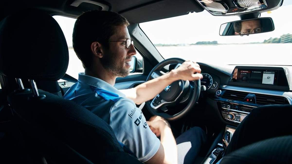 """BMW представила """"вбивцю"""" Tesla Model S"""