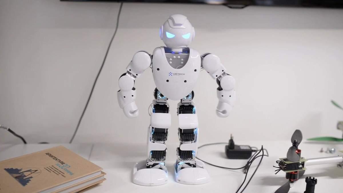 Роботы заберут работу у людей