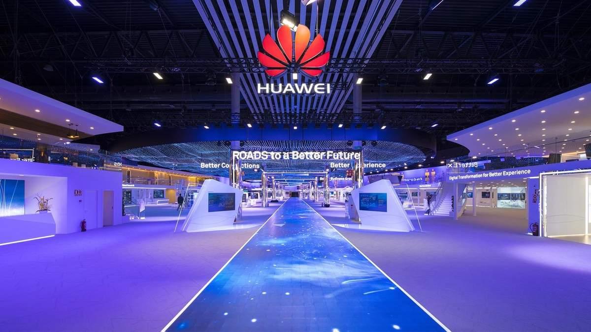 Через операційну систему Huawei Google втратить 800 мільйонів користувачів
