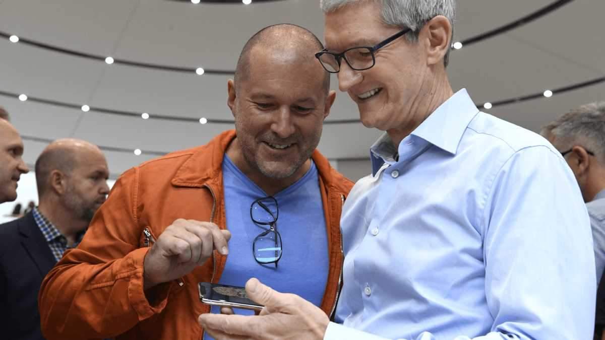 Легендарный дизайнер Apple Джонни Айв окончательно покинул компанию