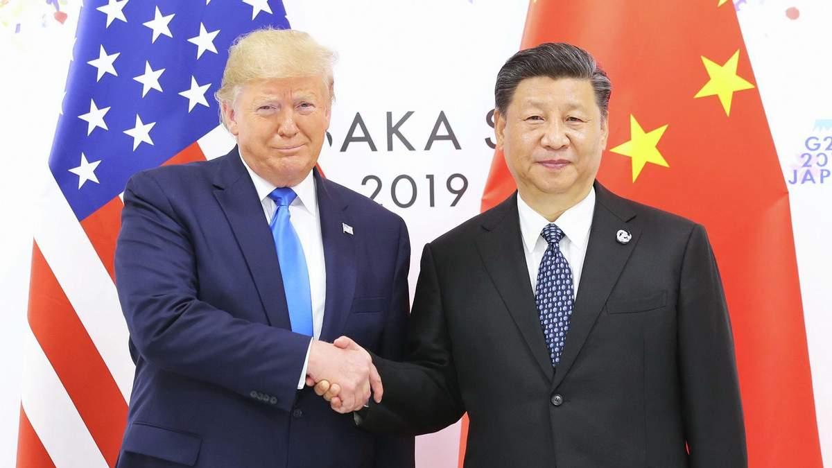Трамп зняв санкції з Huawei