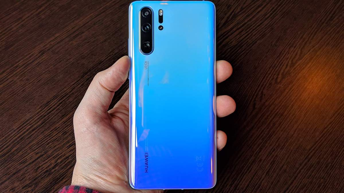 Huawei P30 Pro – лучший смартфон года